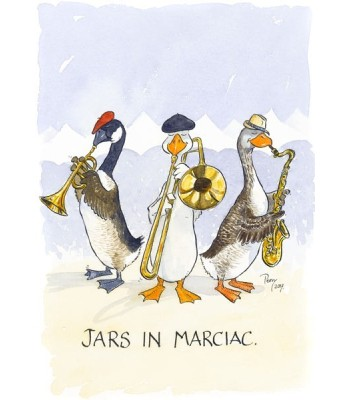 Jars in Marciac