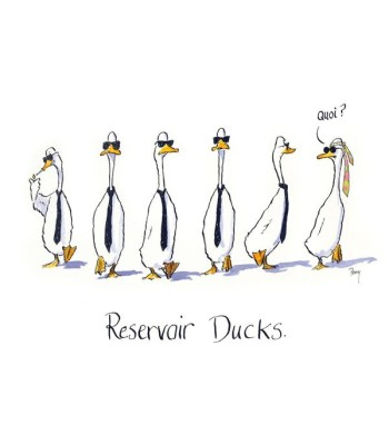 Reservoir Ducks