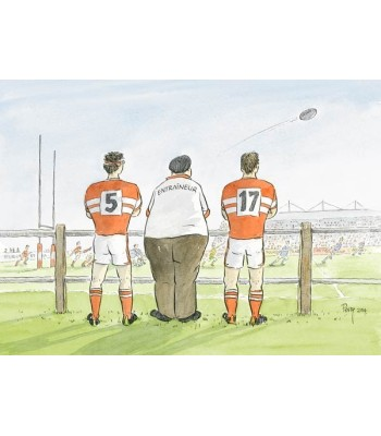 The rugby trainer