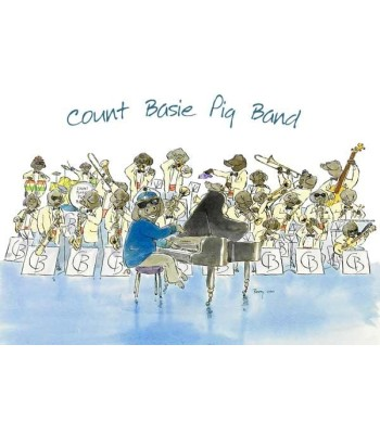 Count Basie Pig Band